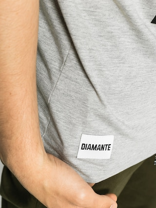T-shirt Diamante Wear Excuse My French (grey)