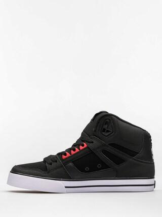 Buty DC Spartan High Wc (black/red/black)