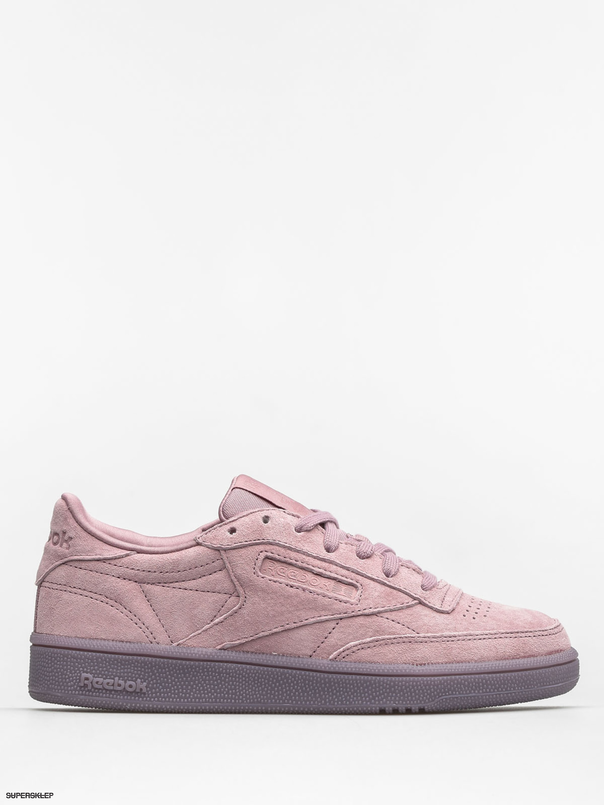 Buty Reebok Club C 85 Lace Wmn (smoky orchid/white)