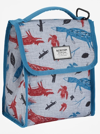 Torba na lunch Burton Lunch Sack (big bad wolf print)