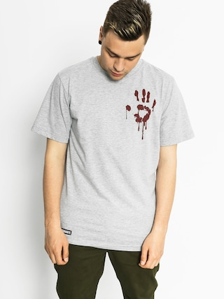 T-shirt Diamante Wear I See Dead Haters (grey)