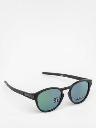 Okulary przeciwsłoneczne Oakley Latch (matte black/prizm jade iridium)