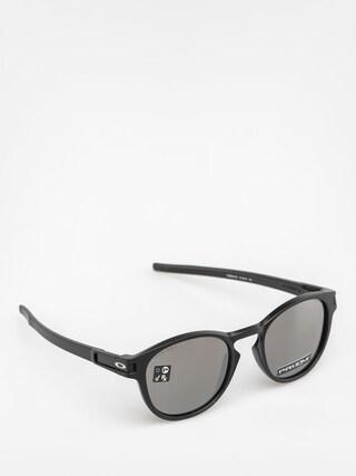 Okulary przeciwsu0142oneczne Oakley Latch (matte black/prizm black iridium)