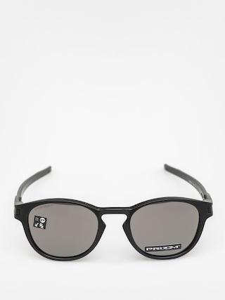 Okulary przeciwsłoneczne Oakley Latch (matte black/prizm black iridium)