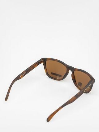 Okulary przeciwsłoneczne Oakley Frogskins (matte tortoise/prizm tungsten)