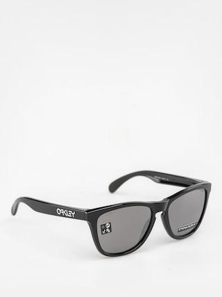 Okulary przeciwsłoneczne Oakley Frogskins (polished black/prizm black iridium)