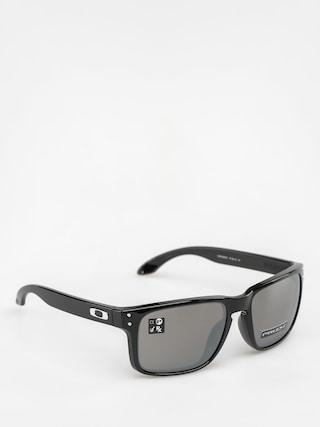 Okulary przeciwsu0142oneczne Oakley Holbrook (polished black/prizm black iridium)