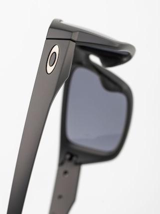 Okulary przeciwsłoneczne Oakley Drop Point (matte black/grey)