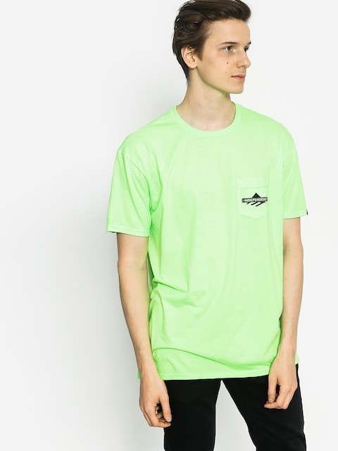 T-shirt Emerica Indy Pocket (neon)
