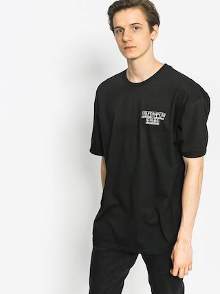 T-shirt Emerica Harsh Toke Collage (black)