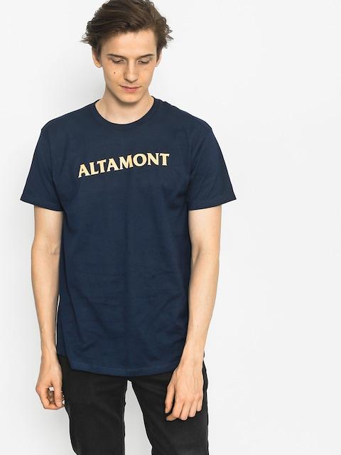 T-shirt Altamont Friz (navy)