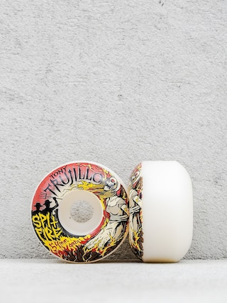 Kółka Spitfire Trujillo Witchburn (white/red)