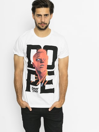T-shirt Diamante Wear Skits Vicious (white)