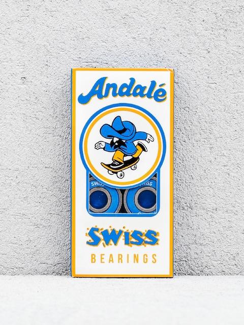 Łożyska Andale 01 Swiss (blue)