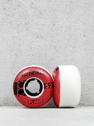 Kółka Plan B Sheckler (red/black print)