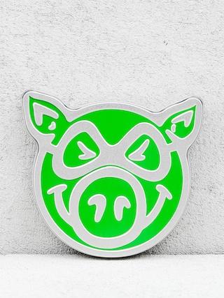 Łożyska Pig Neon Abec 5 (green)