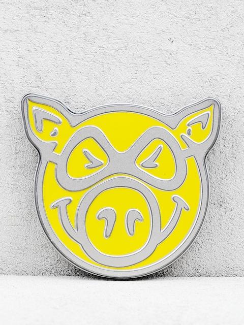 Łożyska Pig Neon Abec 5 (yellow)