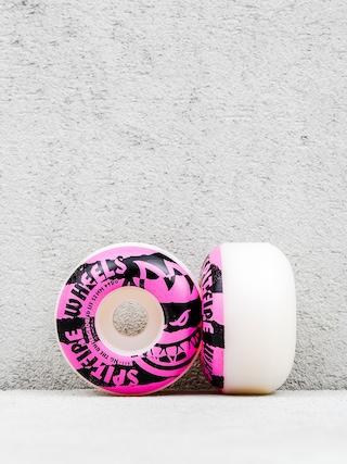 Kółka Spitfire Shredded 99 Duro (white/pink)