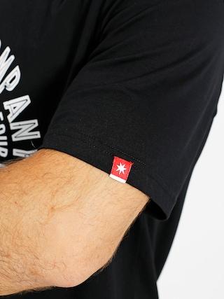 T-shirt DC Global Team (black)