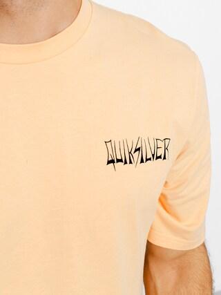 T-shirt Quiksilver Neon Tendenciess (peach fuzz)