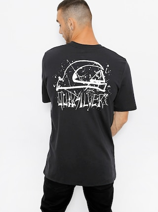 T-shirt Quiksilver Neon Tendenciess (black)