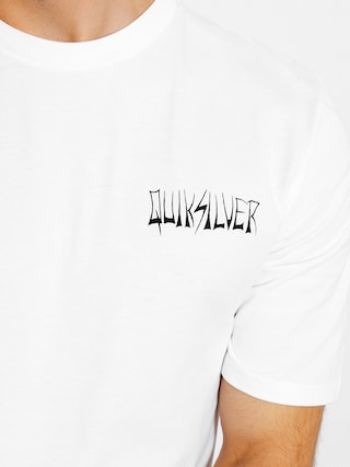 T-shirt Quiksilver Neon Tendenciess (white)