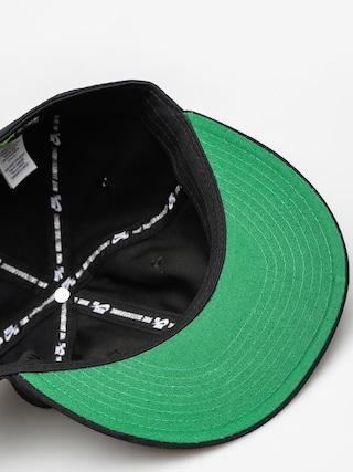 Czapka z daszkiem Nike SB Nk Cap Sb Vintage ZD (black/pine green/black/black)