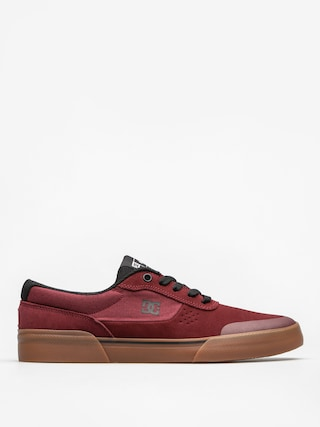 Buty DC Switch Plus S (maroon)