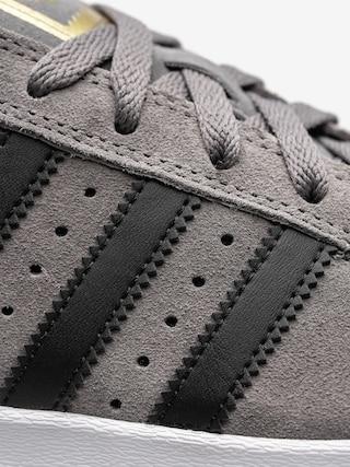 Buty adidas Superstar Vulc Adv (grey four f17/core black/gold met)