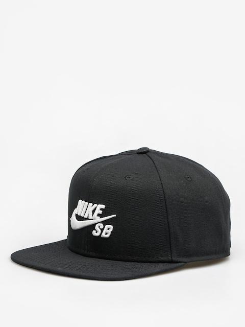 Czapka z daszkiem Nike Sb Icon Pro ZD (black)