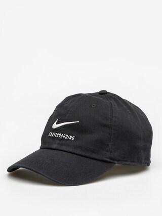 Czapka z daszkiem Nike SB H86 Twill ZD (black washed)
