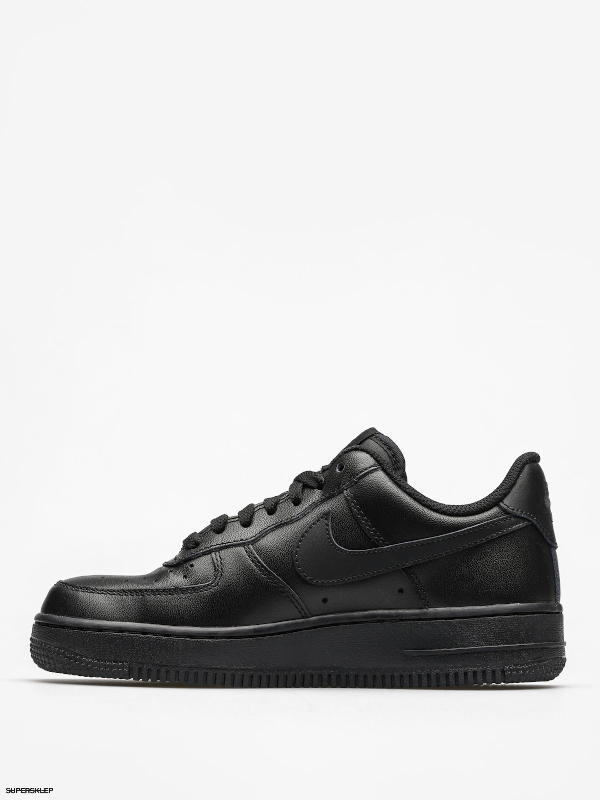 Buty Nike Air Force 1 07 Wmn (blackblack)