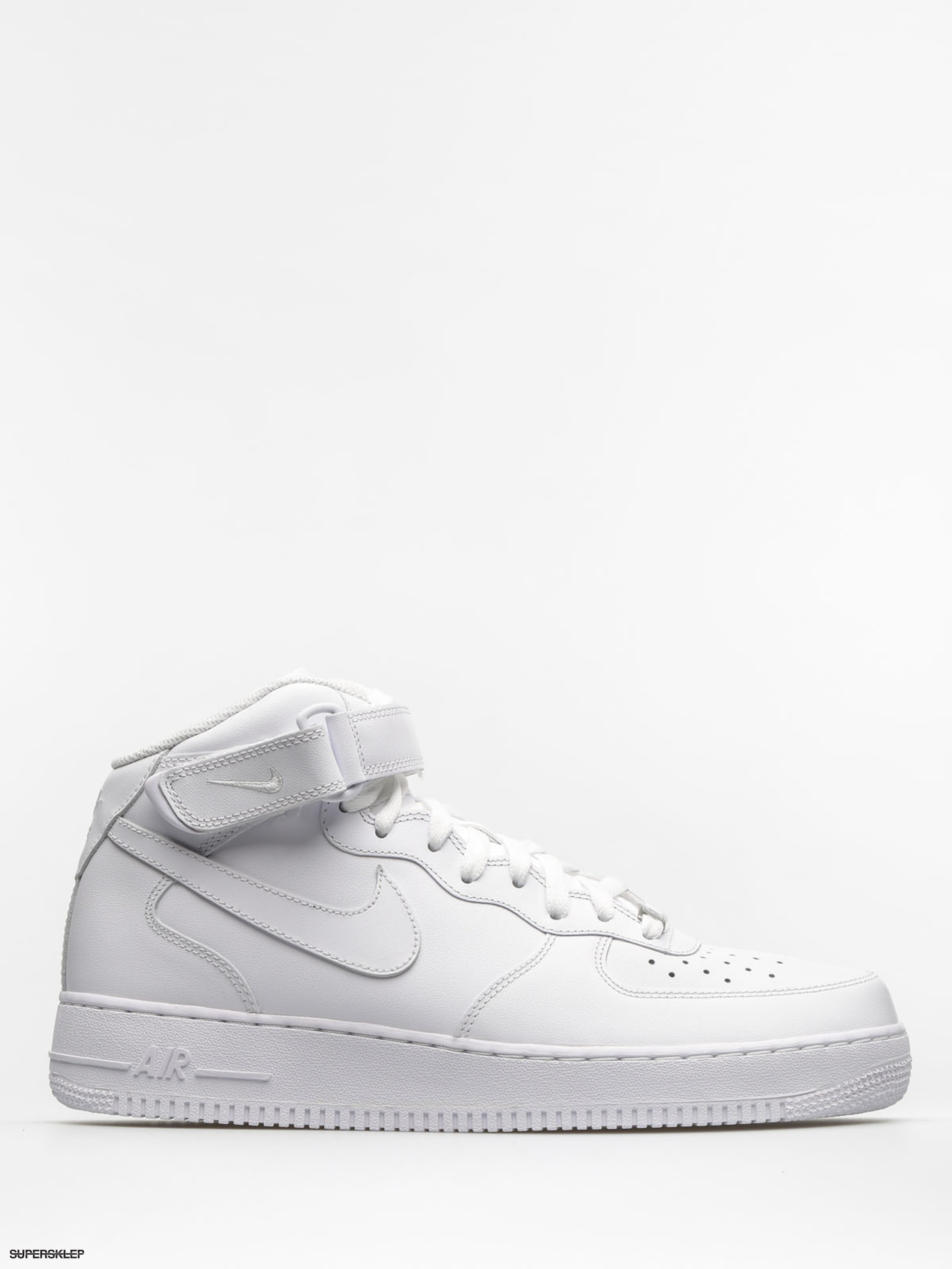 Buty Nike Air Force 1 Mid 07 (white/white)