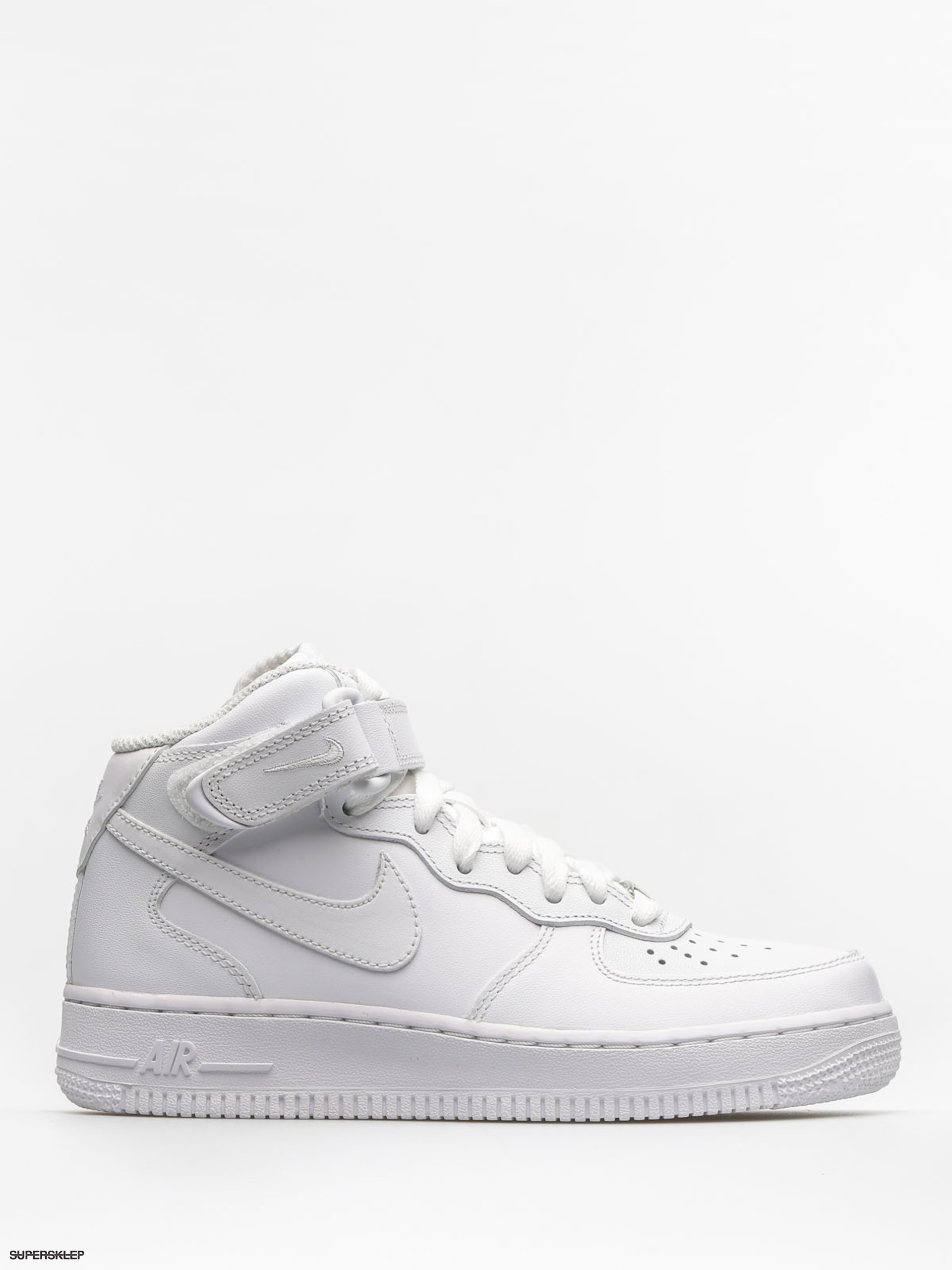 Buty Nike Air Force 1 Mid 07 Le Wmn (white/white)