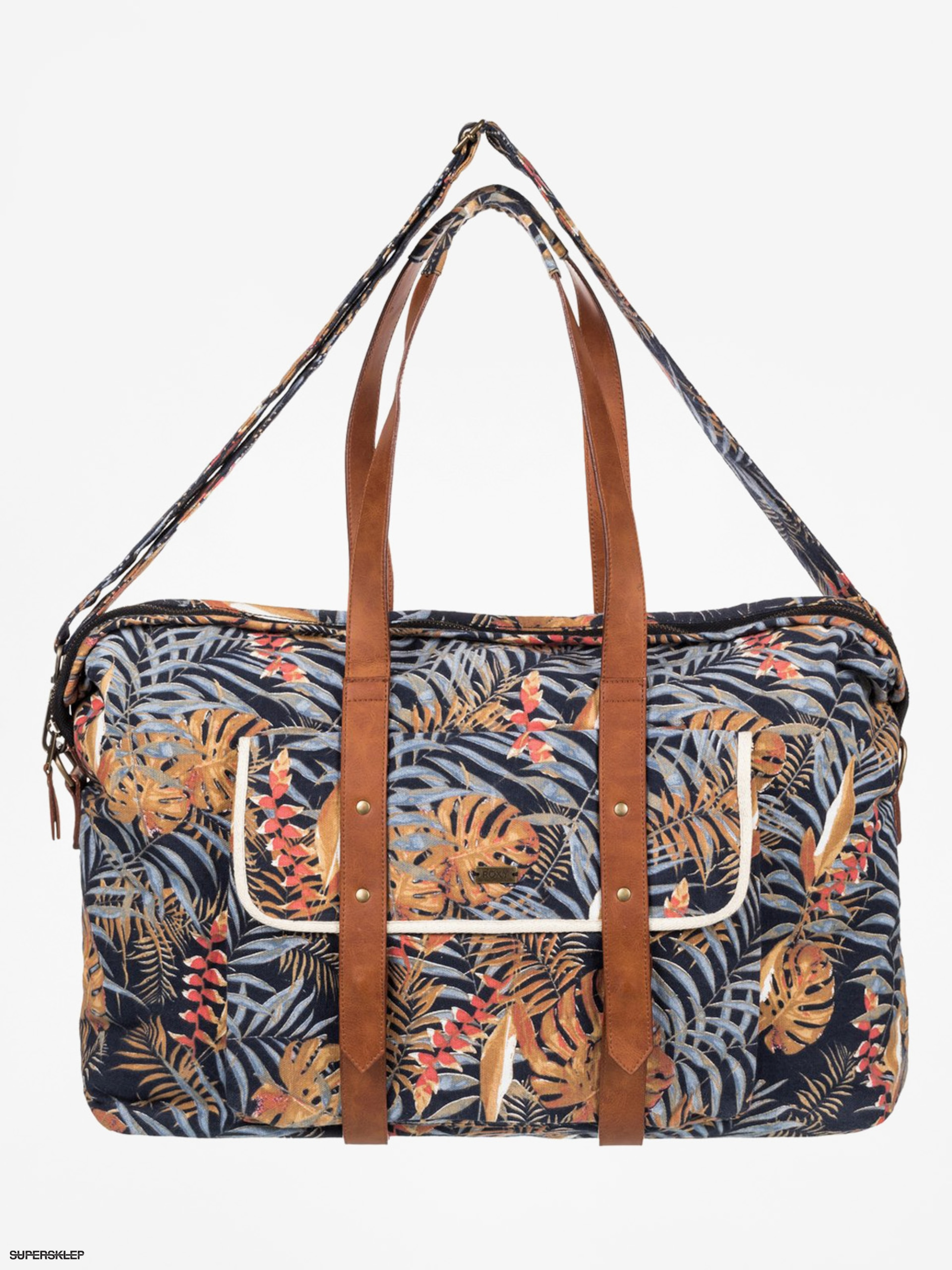 Torba Roxy Beach Entry Wmn (anthracite jungly fl)