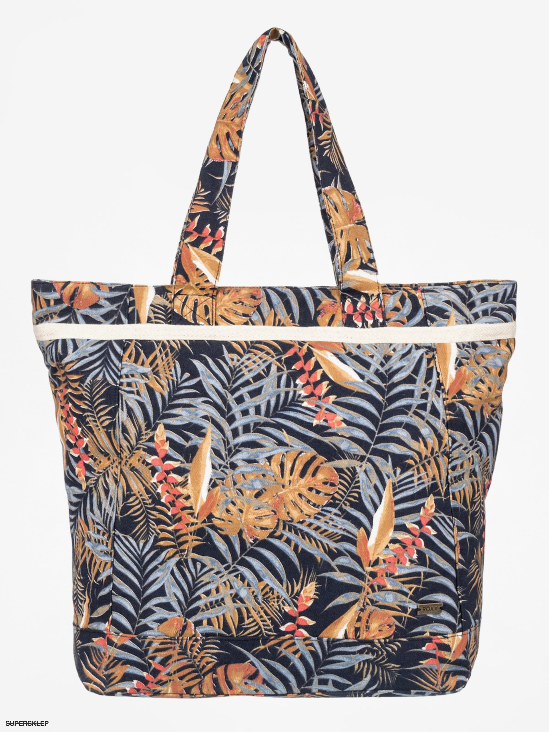 Torba Roxy All Along Wmn (anthracite jungly fl)