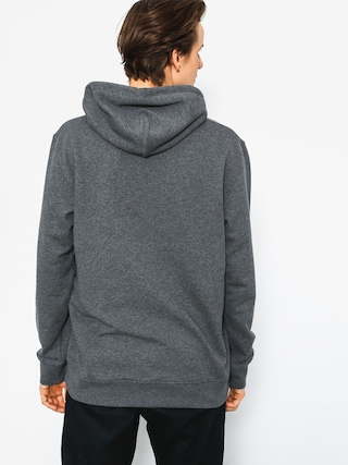 Bluza z kapturem Carhartt College HD (dark grey heather/white)