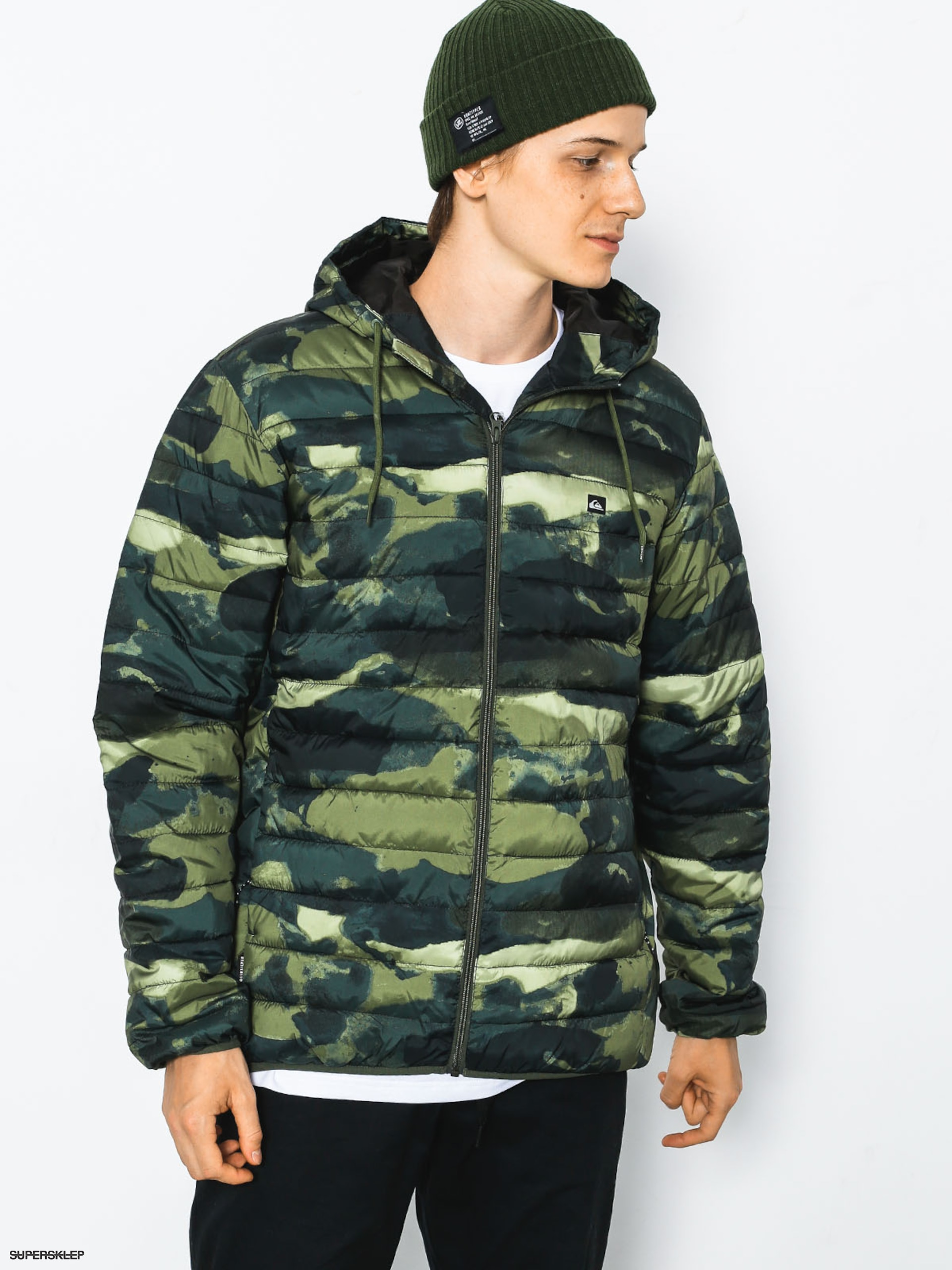 Kurtka Quiksilver Everyday Scaly (flcresincamo)