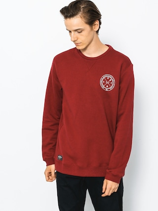 Bluza Quiksilver Pop The Bell (cabernet)