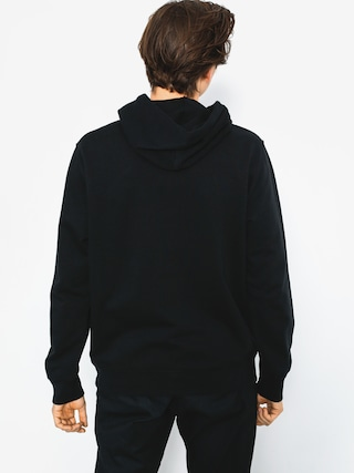 Bluza z kapturem Carhartt College HD (black/white)