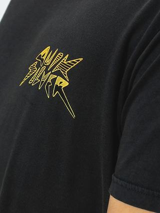 T-shirt Quiksilver Banana Shape (black)