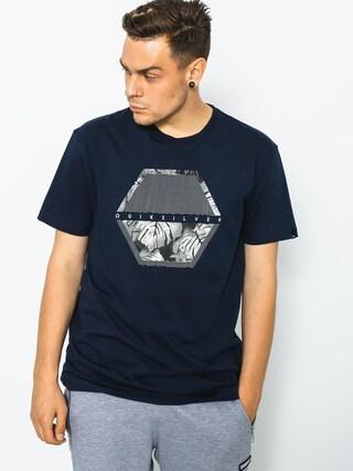 T-shirt Quiksilver Comfort (navy blazer)