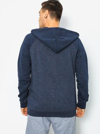 Bluza z kapturem Quiksilver Everyday ZHD (navy blazer heather)