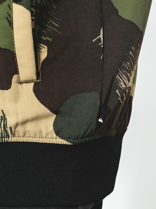 Kurtka Quiksilver Trestles Army (scretch camo colour)