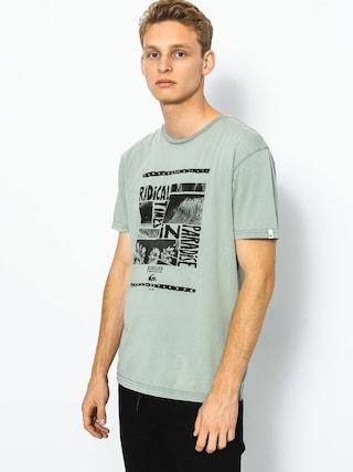 T-shirt Quiksilver Radical Trip (slate gray)