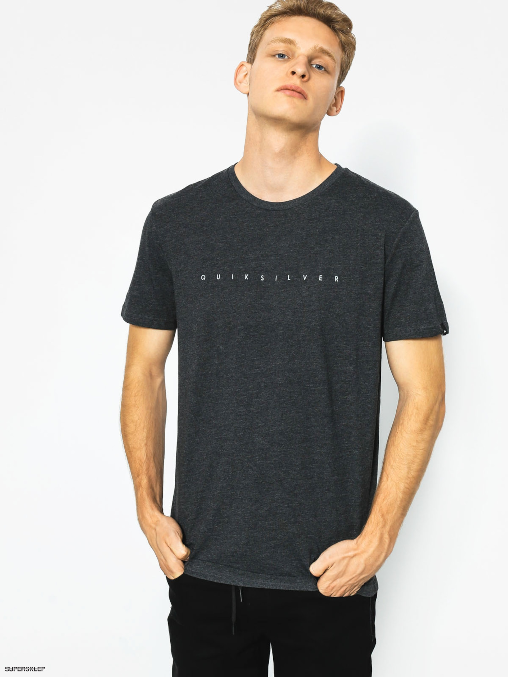 T-shirt Quiksilver Clean Turn