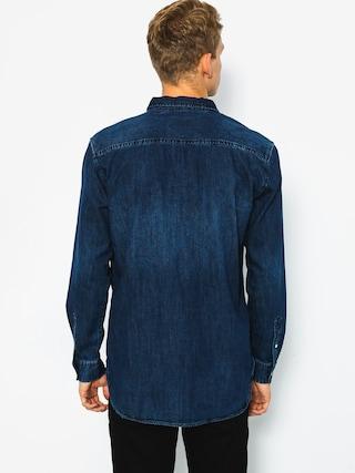 Koszula Quiksilver Denim Sula LS (mid indigo)