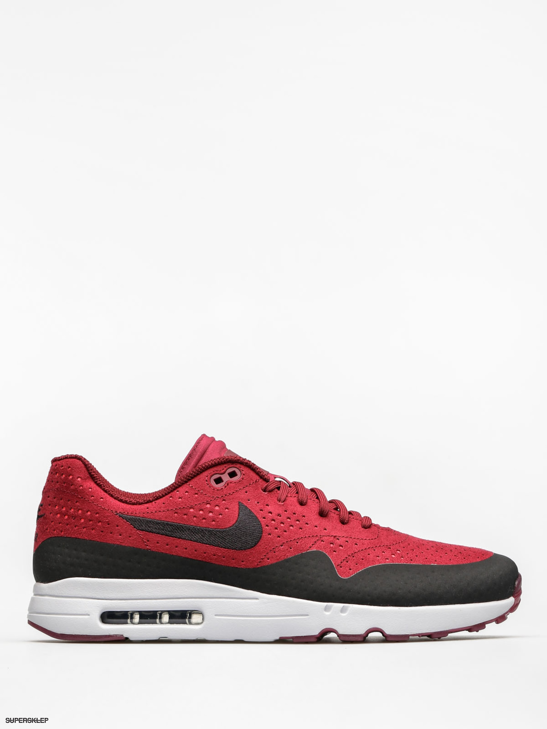 Buty Nike Air Max 1 (Ultra 2.0 Moire team red/black solar red pure platinum)