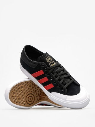 Buty adidas Matchcourt (core black/scarlet/ftwr white)