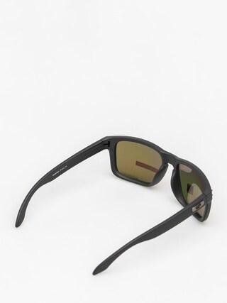 Okulary przeciwsłoneczne Oakley Holbrook (matte black/prizm ruby)
